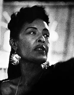 Billie Holiday, MJF 1958
